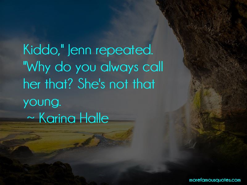 Jenn Im Quotes