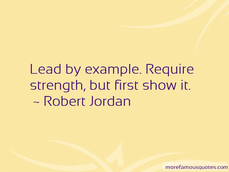 Lead By Example Quotes Pictures 4