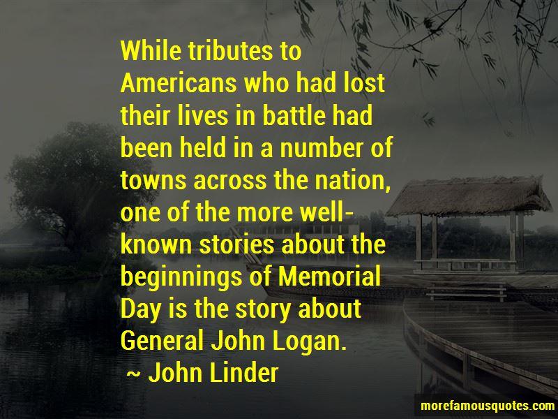 Memorial Tributes Quotes