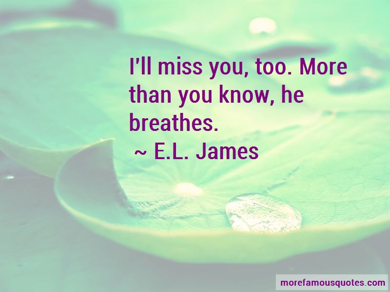 More Than You Know Quotes Pictures 4