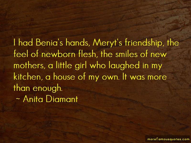 Newborn Little Girl Quotes