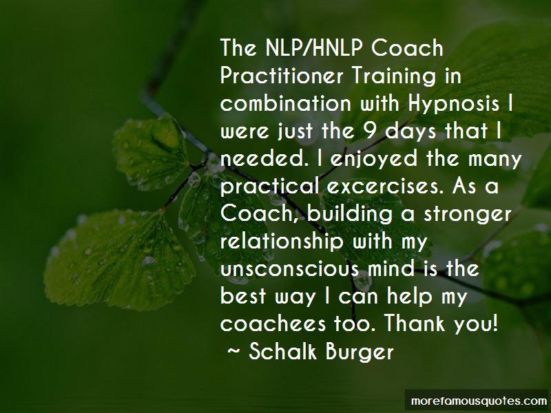 Nlp Training Quotes