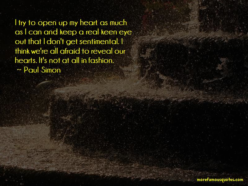Open Up My Heart Quotes Pictures 2