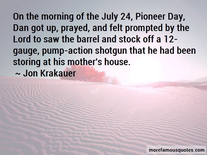 Pioneer Day Quotes
