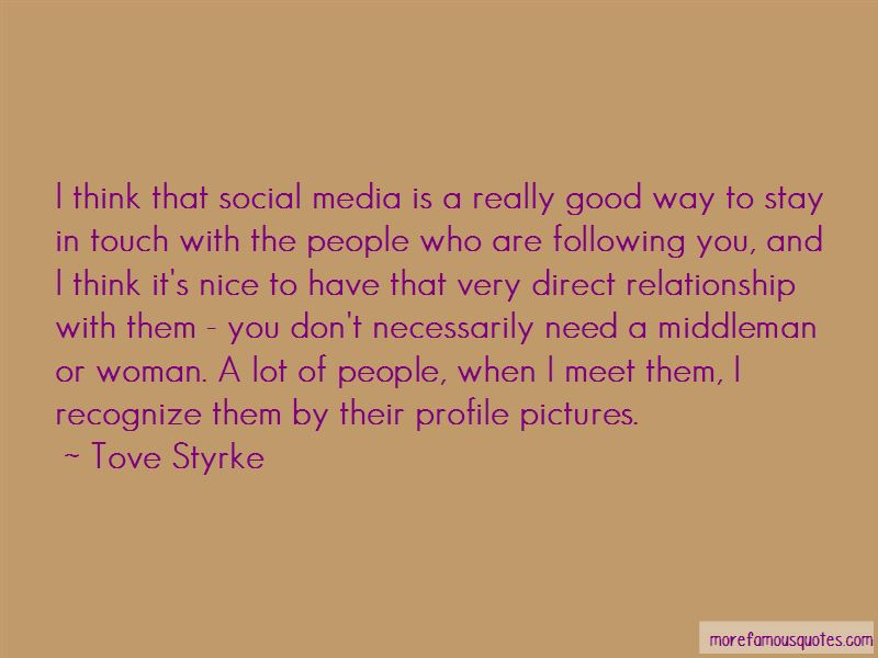 Profile Pictures Quotes