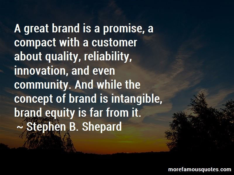 Quality Reliability Quotes