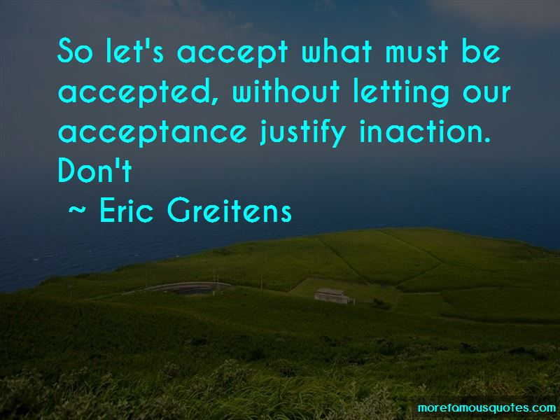 Quotes About Acceptance And Letting Go