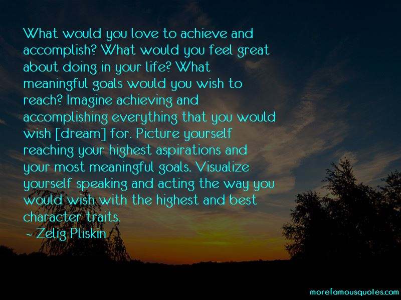 Quotes About Achieving Your Goals In Life Top 9 Achieving Your