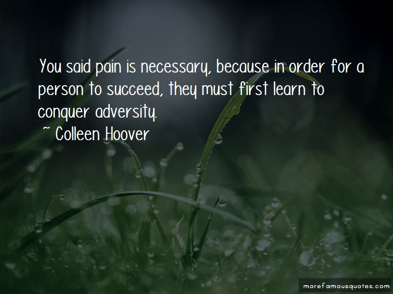 Quotes About Adversity