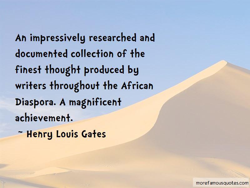 Quotes About African Diaspora