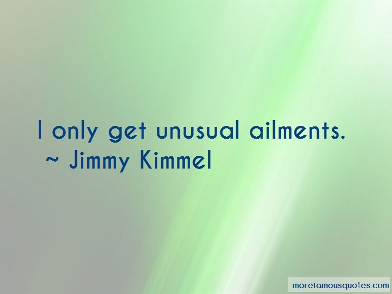 Quotes About Ailments