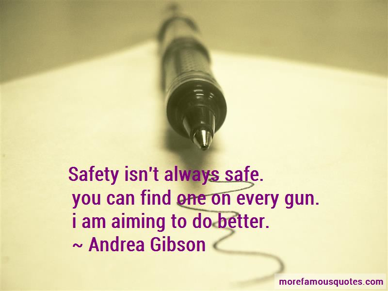 Aiming A Gun Quotes Pictures 3