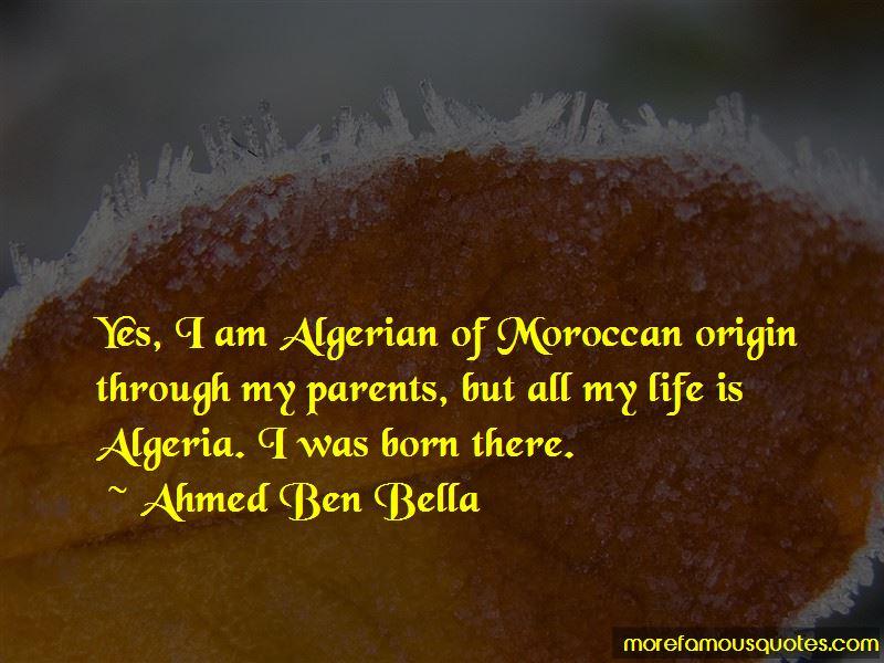 Quotes About Algeria
