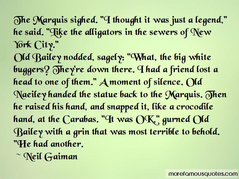 Quotes About Alligators
