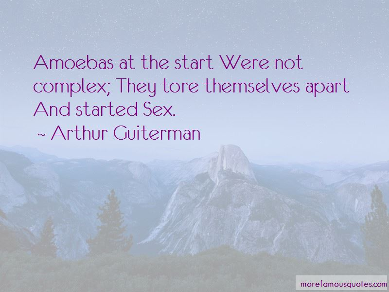 Quotes About Amoebas