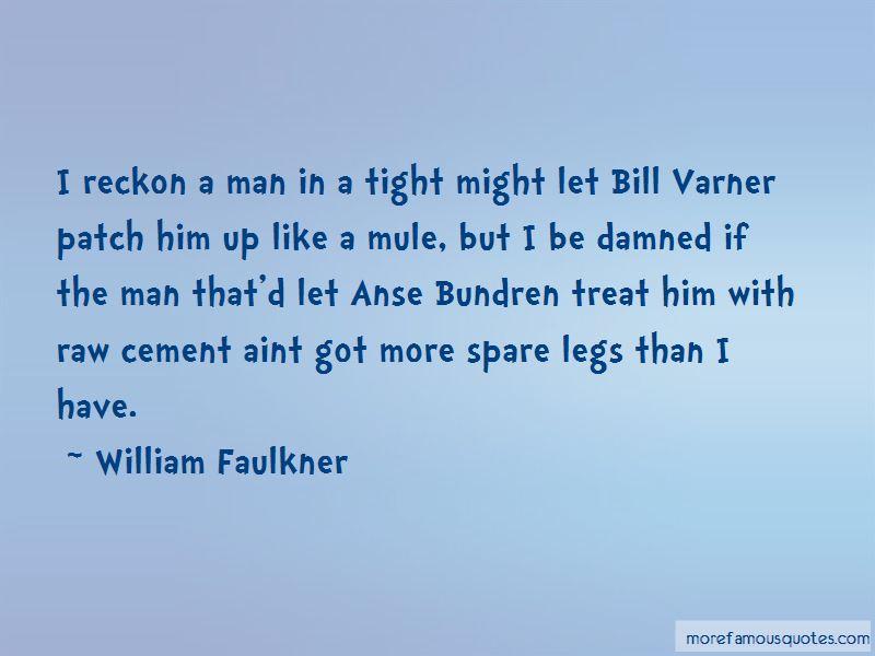 Quotes About Anse Bundren