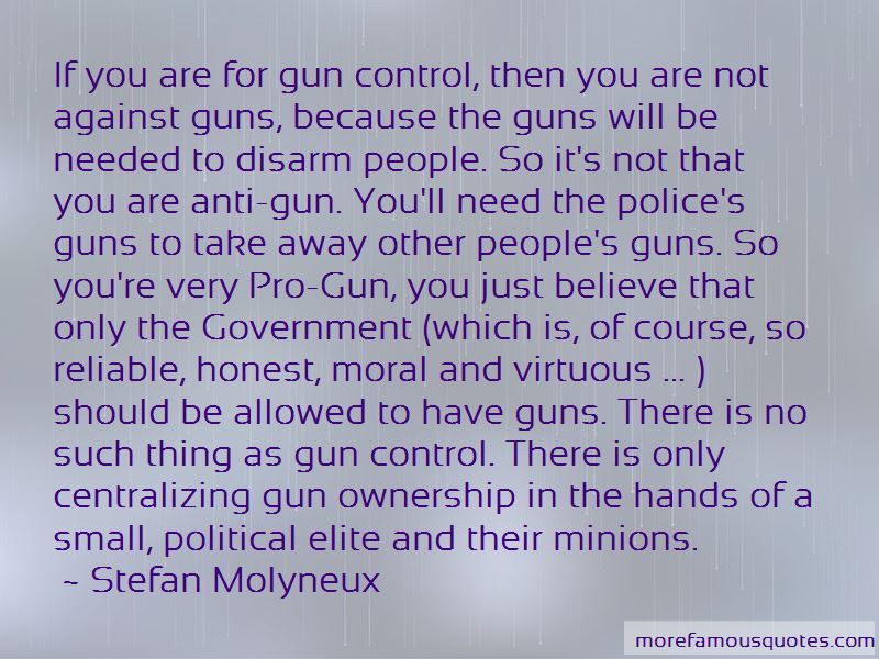 Anti Gun Control Quotes Pictures 2