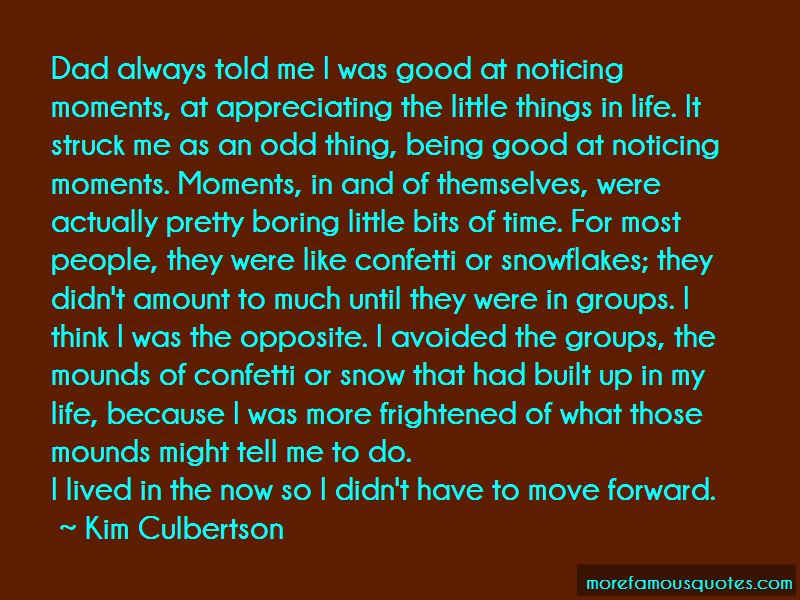 Appreciating The Good Things In Life Quotes Pictures 2
