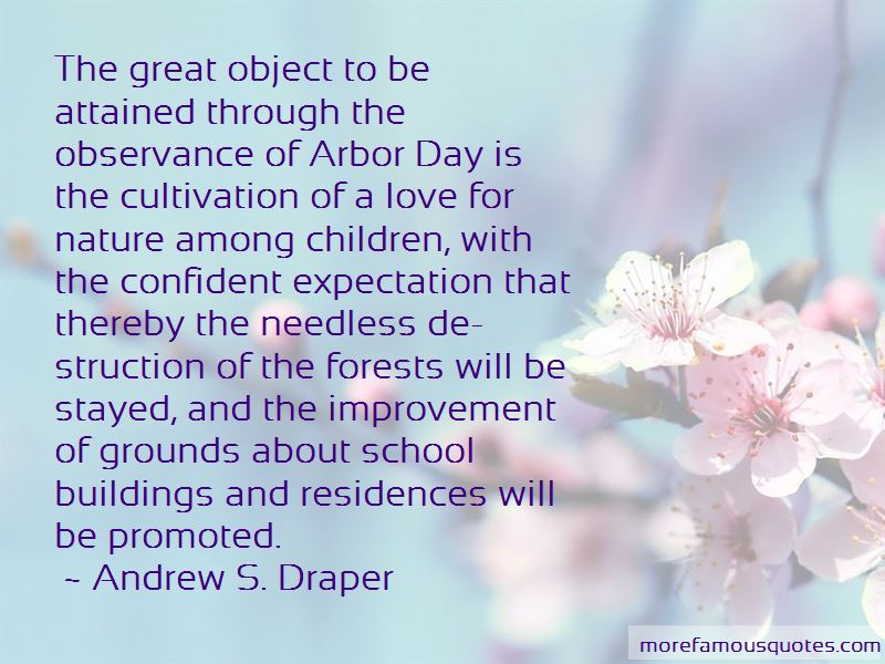 Quotes About Arbor Day