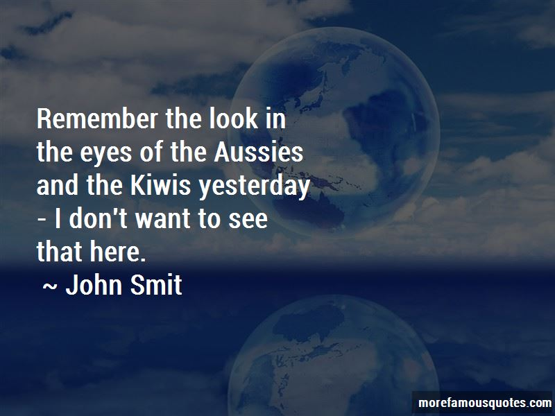 Quotes About Aussies