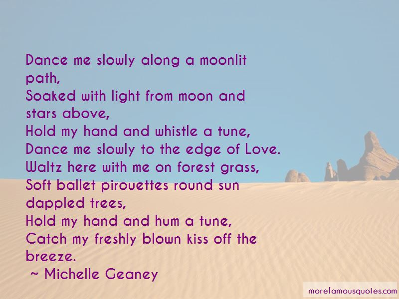Quotes About Ballet And Love