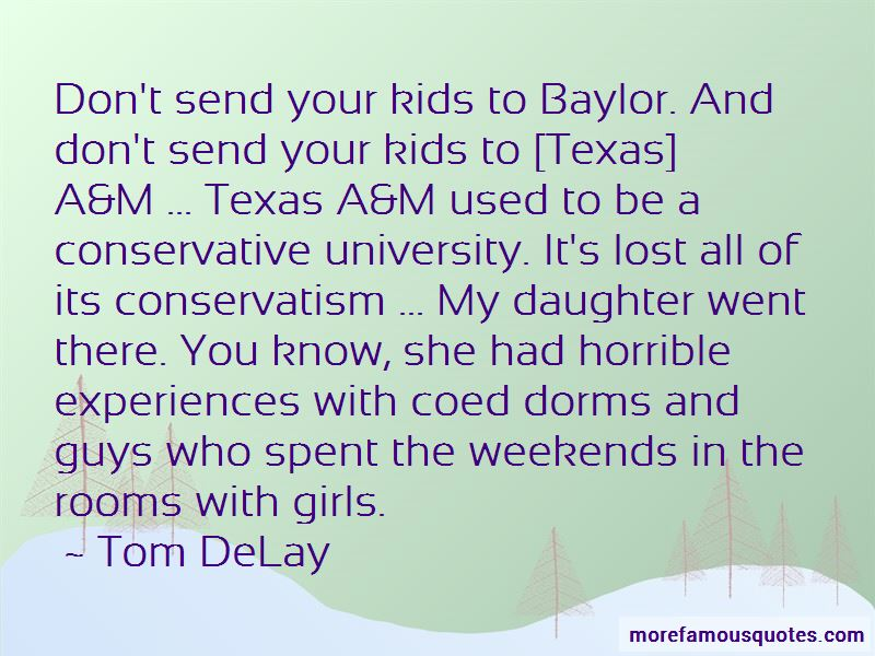 Quotes About Baylor University