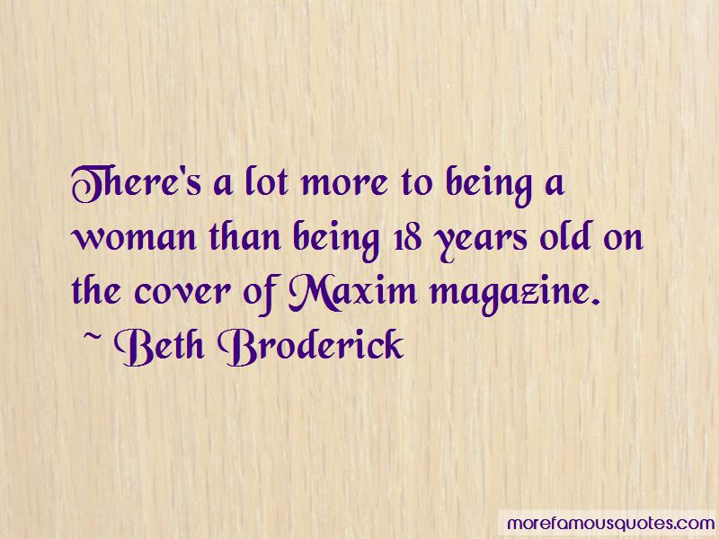 Quotes About Being 18 Years Old