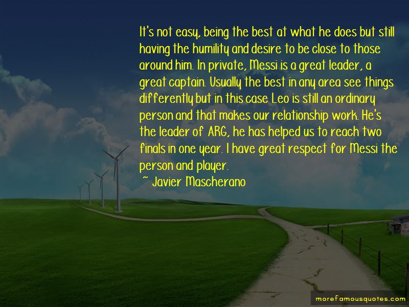 Quotes About Being A Great Leader