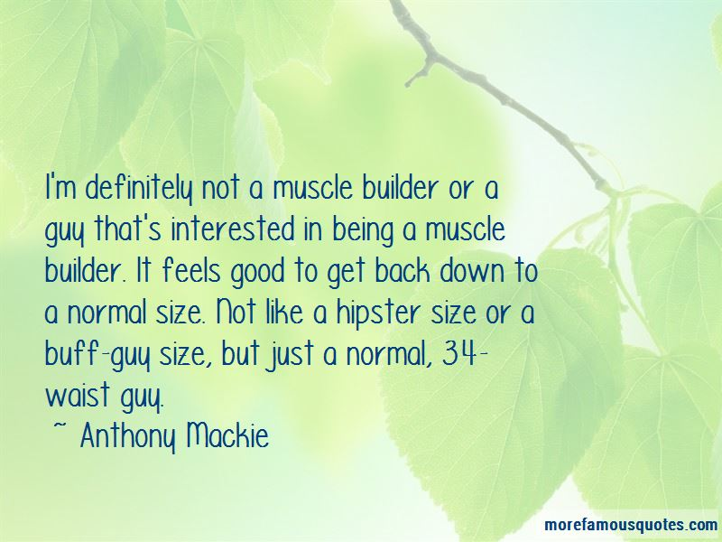 Being Buff Quotes Pictures 2