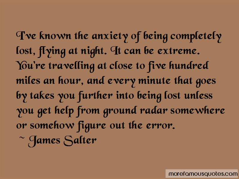 Quotes About Being Completely Lost