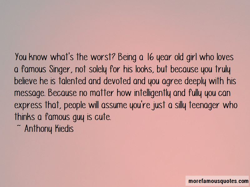 Quotes About Being Silly And Cute