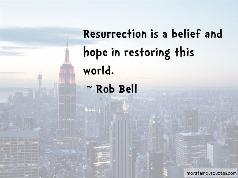 Belief And Hope Quotes Pictures 2