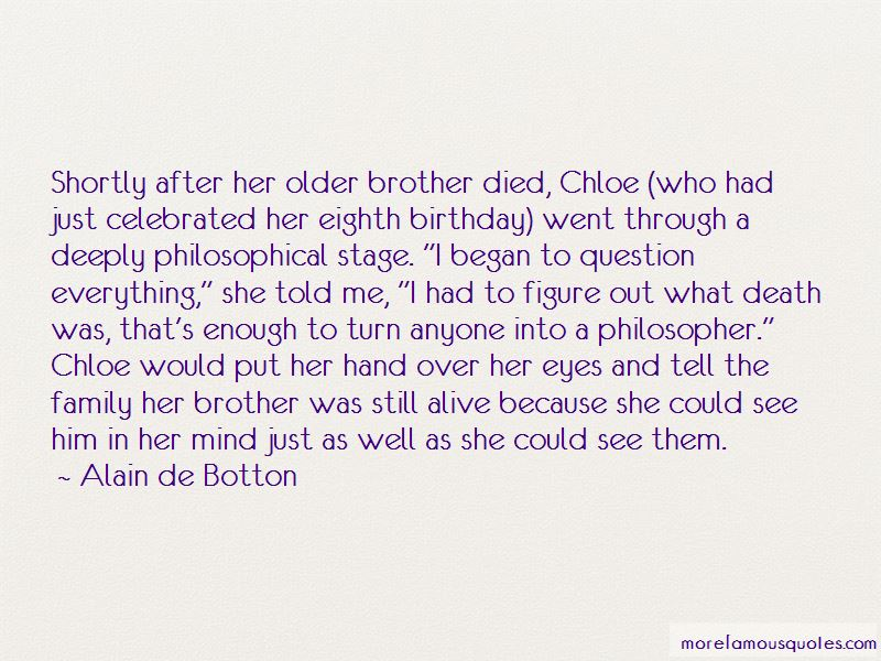 Quotes About Birthday My Brother