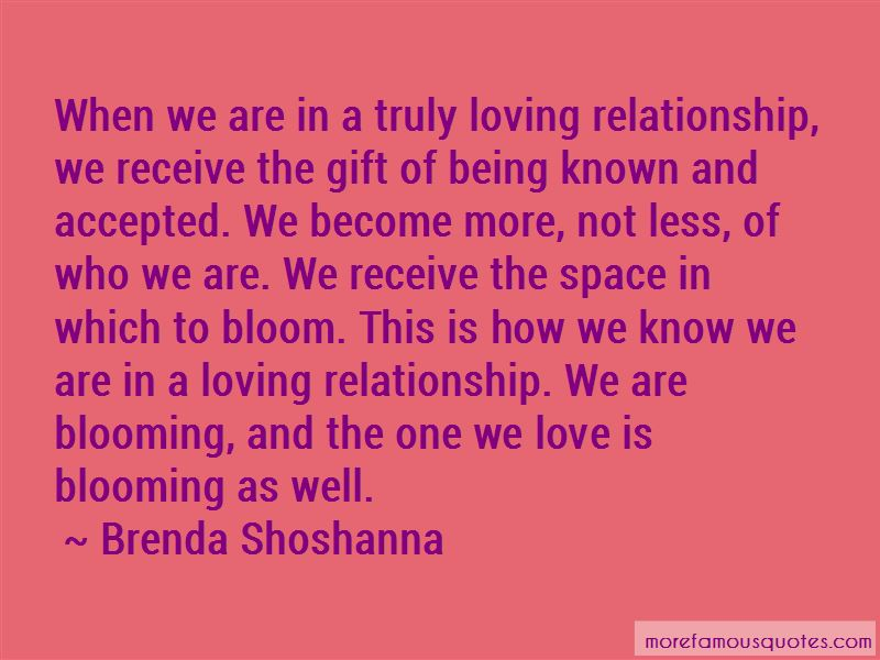 Quotes About Blooming Relationship