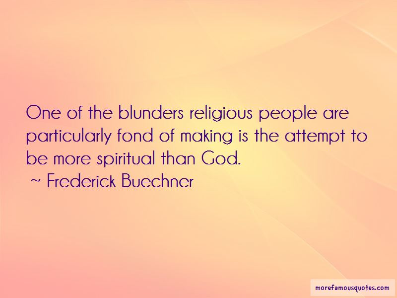 Quotes About Blunders