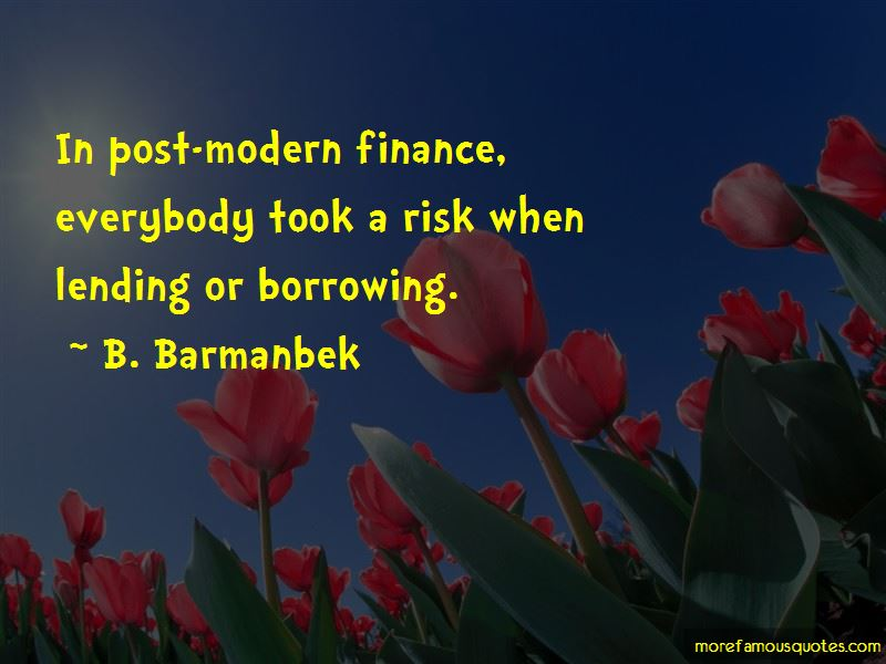 Borrowing And Lending Quotes Pictures 2
