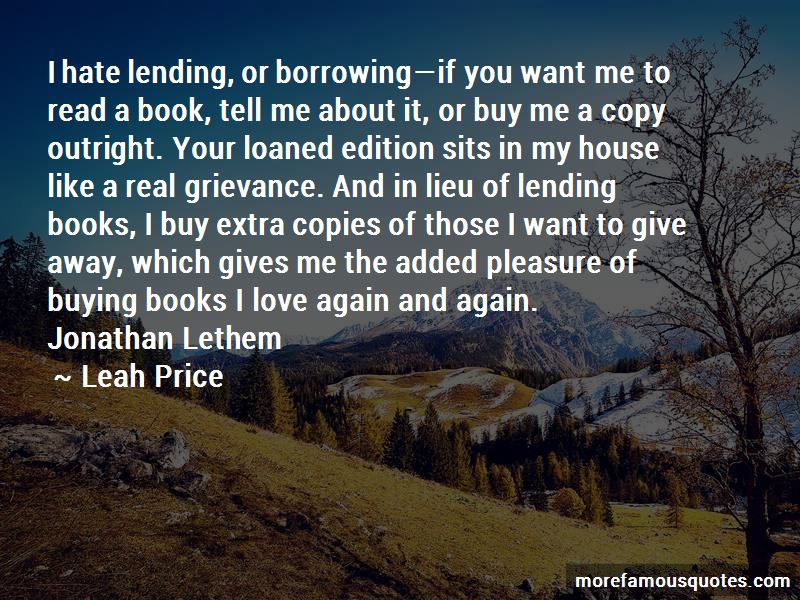 Borrowing And Lending Quotes Pictures 4