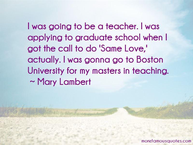 Boston University Quotes Pictures 3