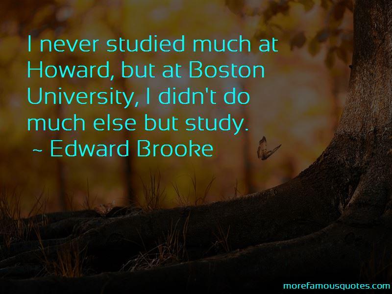 Boston University Quotes Pictures 4