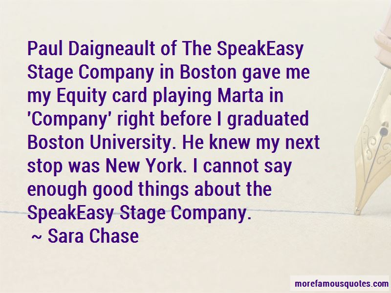 Quotes About Boston University