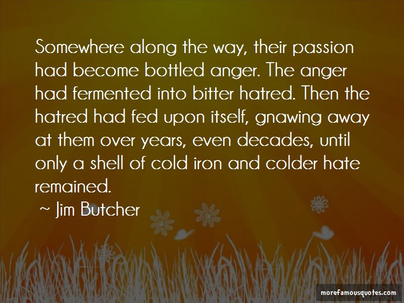 Quotes About Bottled Up Anger