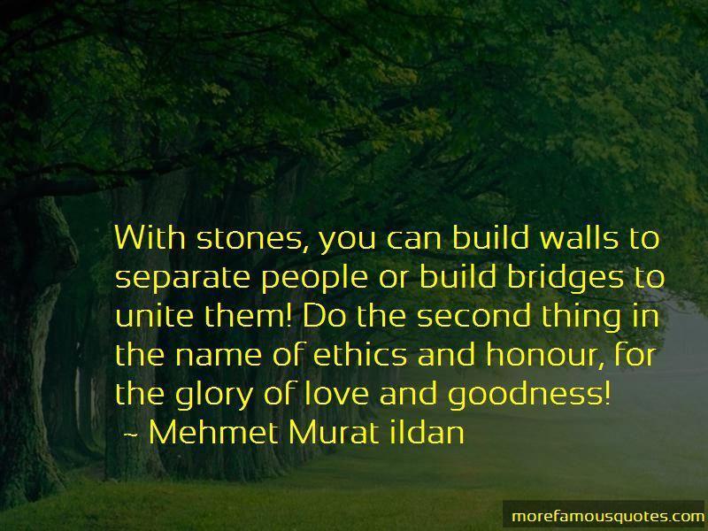 Bridges Of Love Quotes Pictures 3