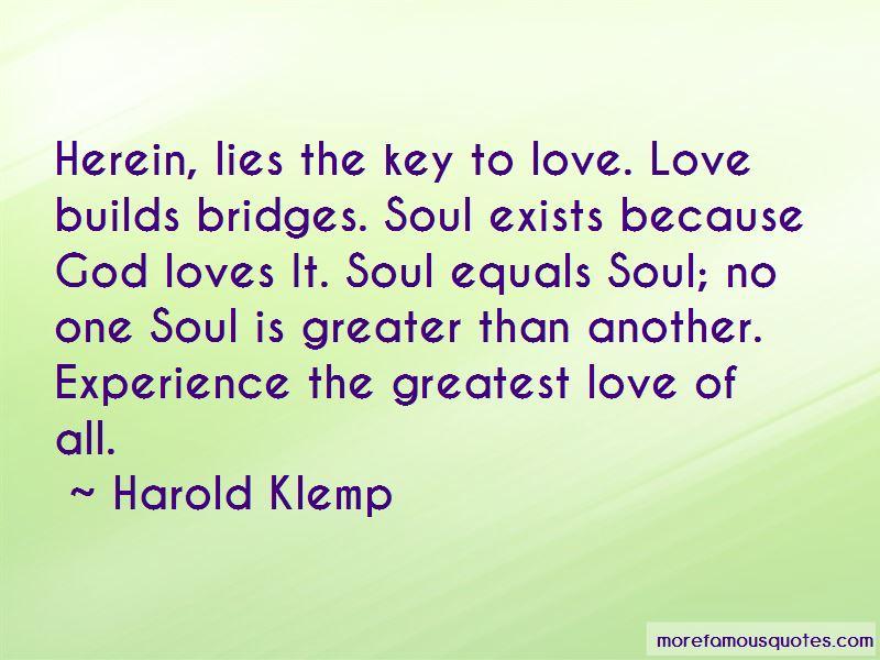 Bridges Of Love Quotes Pictures 4