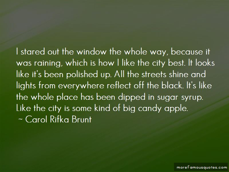 Quotes About Candy Apple