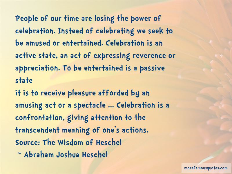 Quotes About Celebrating