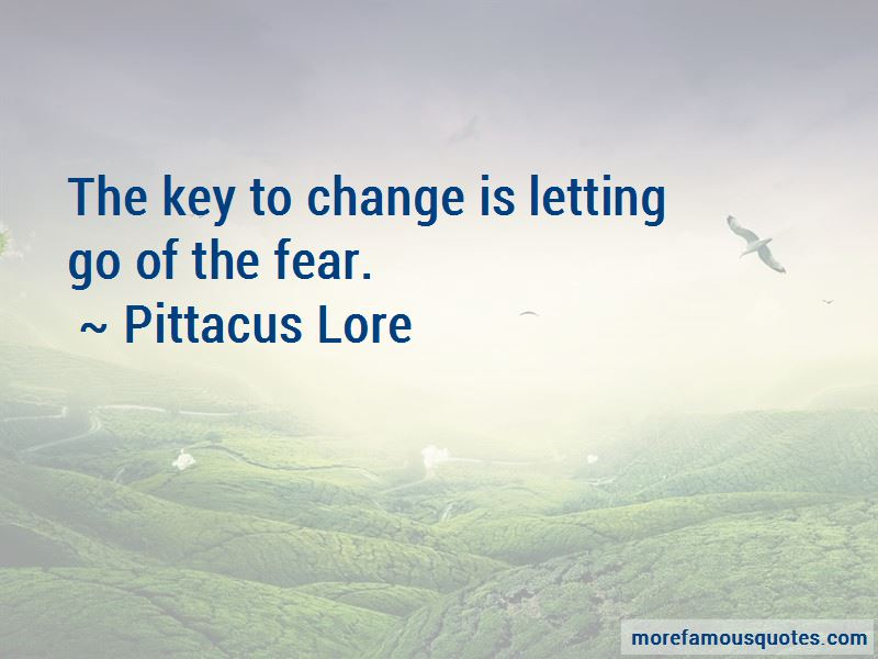 Change And Letting Go Quotes Pictures 2