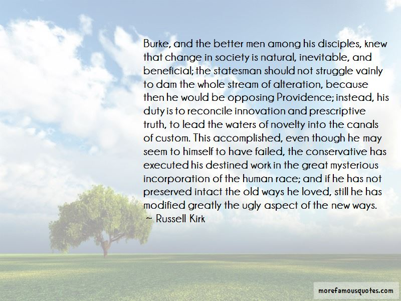 Quotes About Change In Society