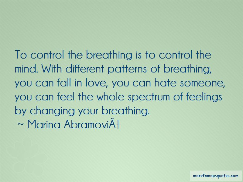 Quotes About Changing Your Mind About Love