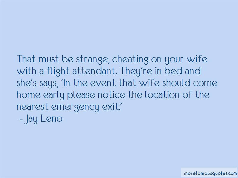 Quotes About Cheating On Your Wife