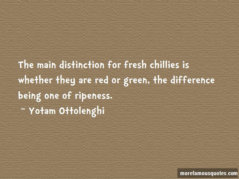 Quotes About Chillies